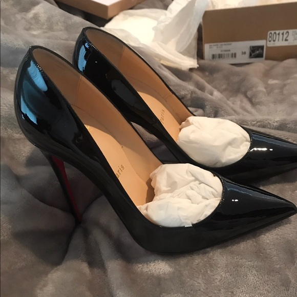 buy popular 8dcd9 839ef Christian Louboutin So Kate Patent Red Sole Pump